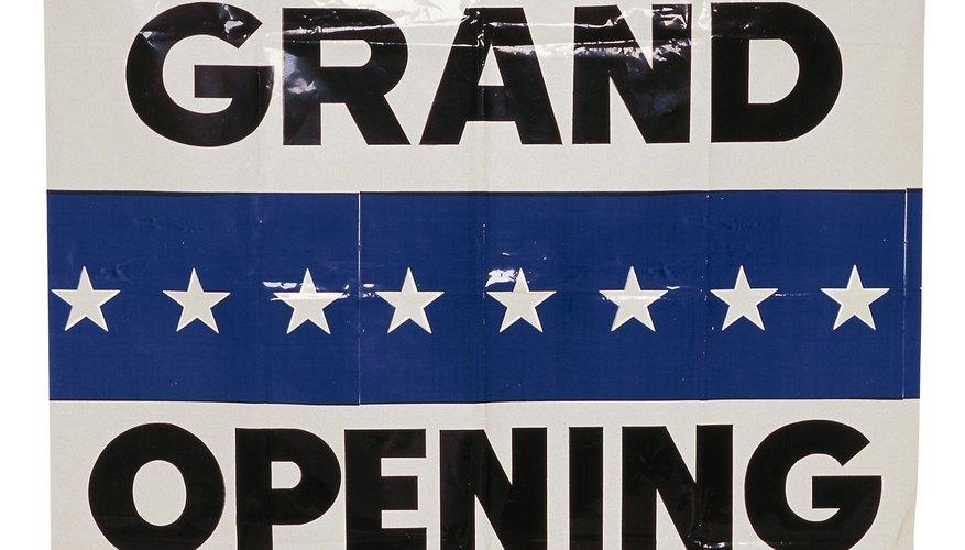 Consejos Para Hacer Una Inauguracion Especial Cuida Tu Dinero