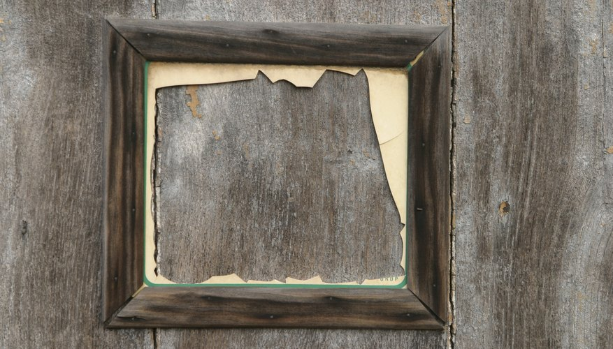 A well-framed document can be preserved and displayed for several years.