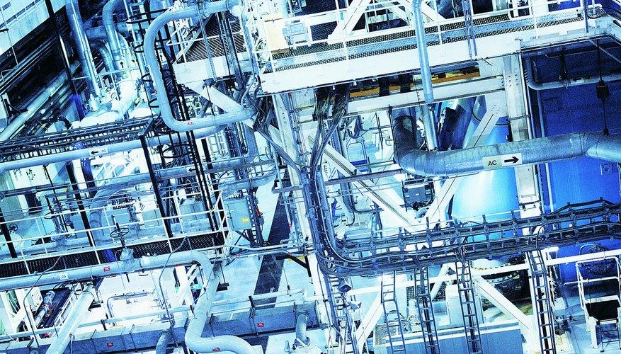Megavatios/hora miden la cantidad total de electricidad que puede producir una central eléctrica durante un tiempo definido.