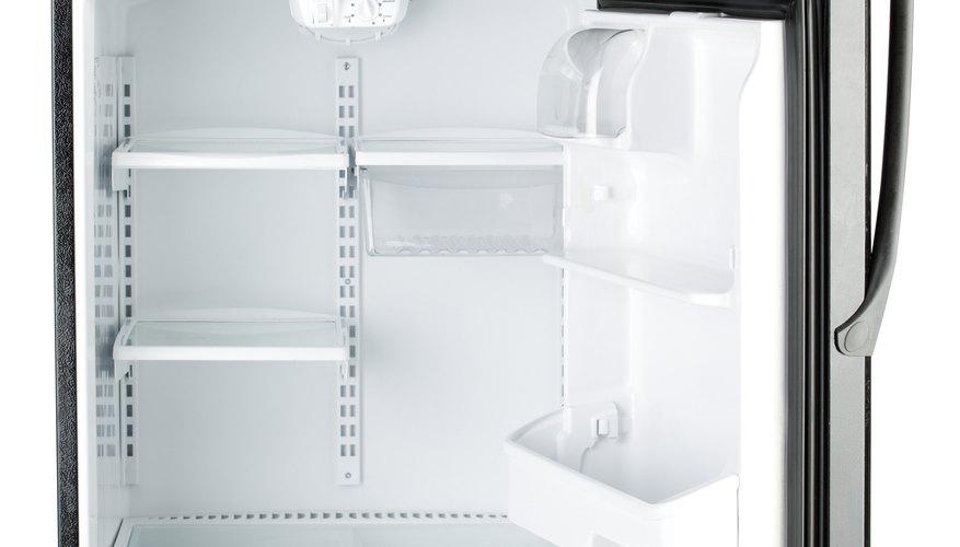 Un refrigerador.