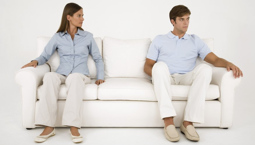 The end of a relationship often brings many emotions to both parties involved.