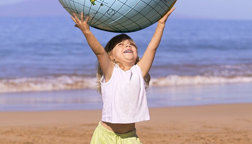 Your preschooler is ready to begin learning about the world.