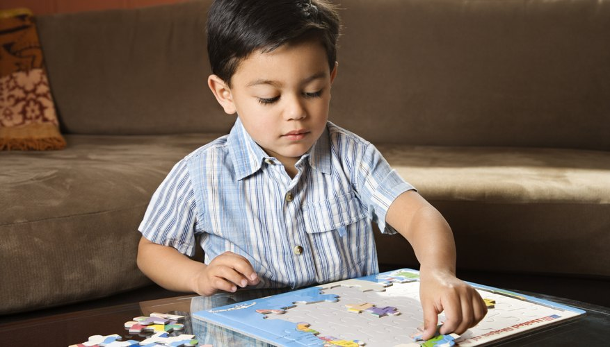 Give your child interesting challenges -- and hold back the praise.
