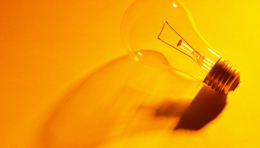 Information About Light Bulbs for Kids | Sciencing