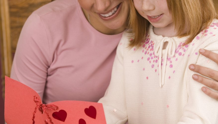 Celebrate Valentine's Day with your preschooler.