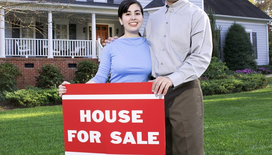 Property appraisers do not take the listing price into consideration when appraising a home.