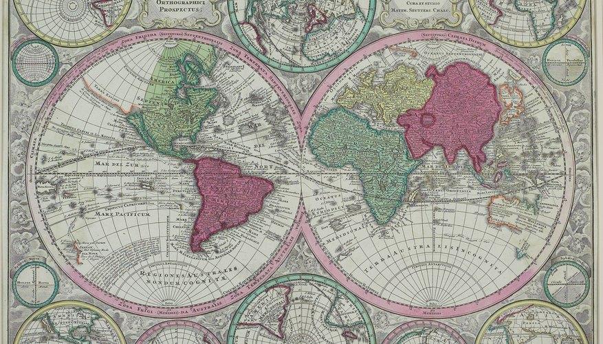 → Proyectos de geografía para la secundaria   Geniolandia