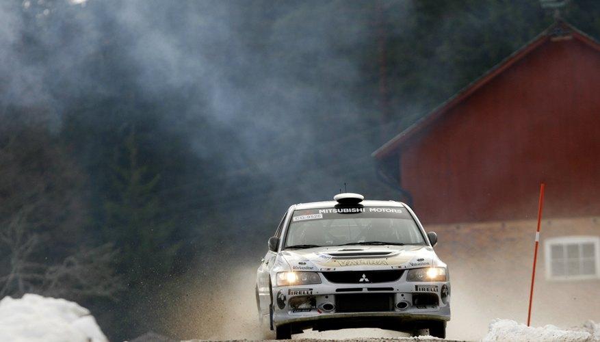 Uddeholm Swedish Rally 2008 - Leg 2