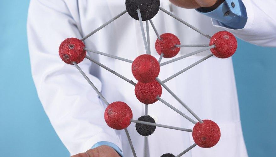 Las medidas de densidad sirven para comprender las relaciones entre moléculas y sustancias.