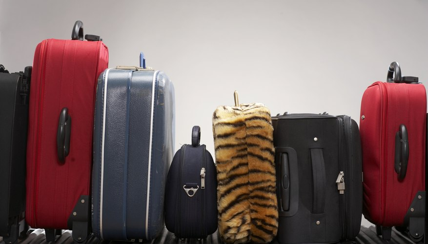 Bomb appraisal officers make sure baggage is free of explosive devices.