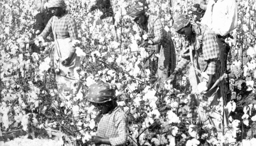 La esclavitud en Norteamérica hizo que muchos aspectos de la cultura africana se mezclaran con la occidental, como la música.