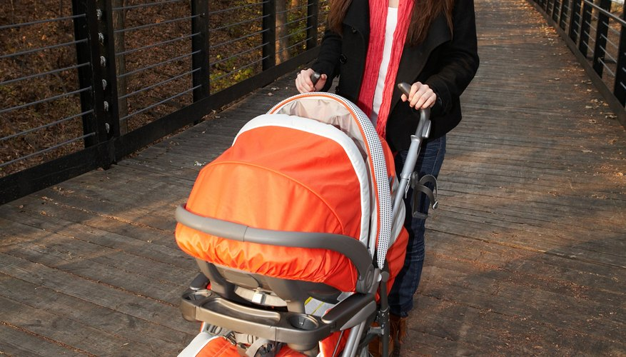 Strollers are not just for babies anymore.