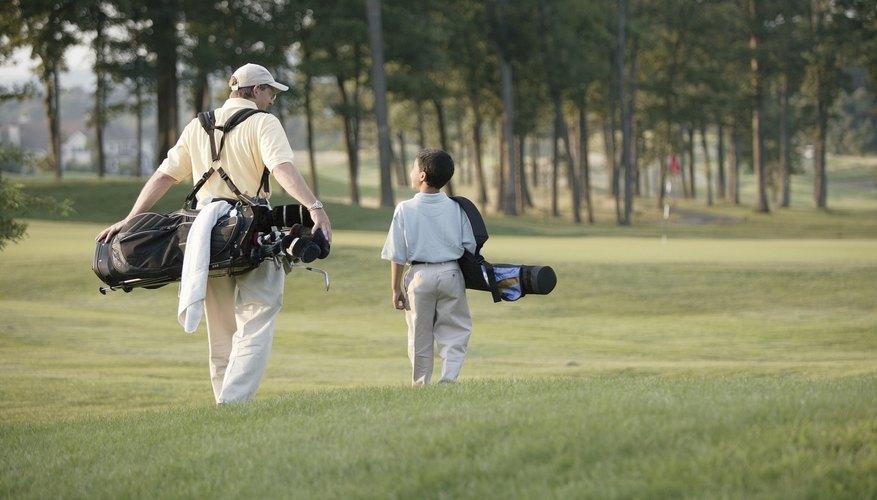 Brookfield ofrece una variedad de actividades para los niños desde el golf al juego interior.