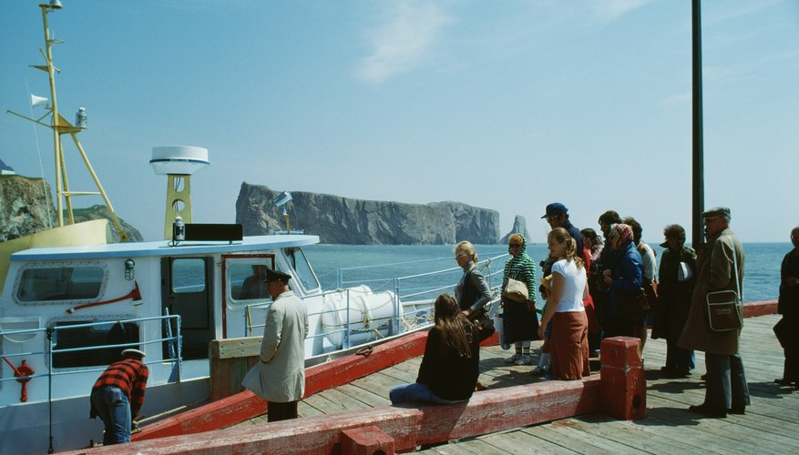 El turismo es una actividad en constante crecimiento.