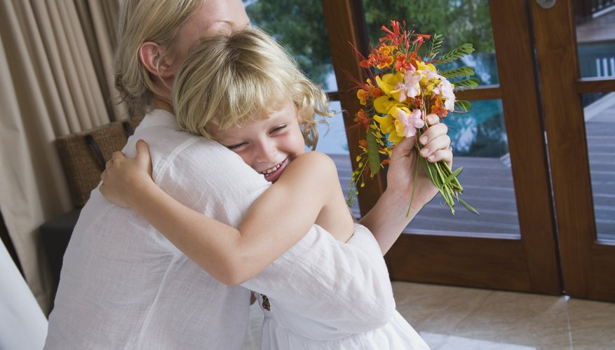Kids love to please Mom on Mother's Day.