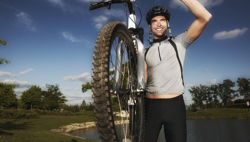 Mantén los cambios de tu bicicleta ajustados para disfrutarla plenamente.