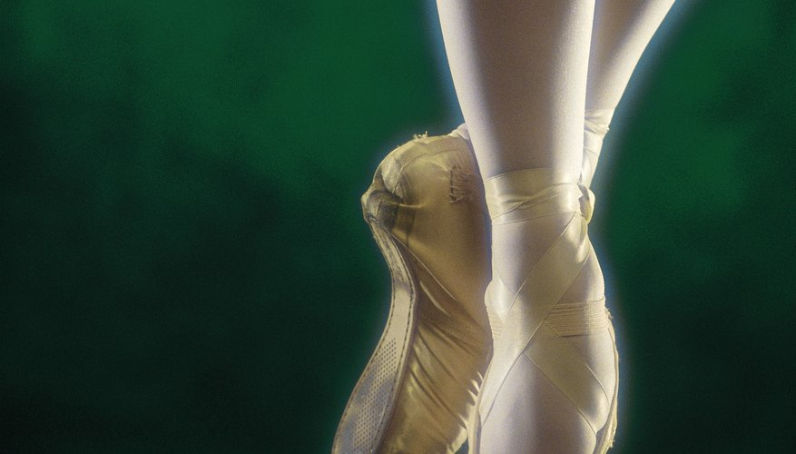 Releves strengthen feet for future pointe work.