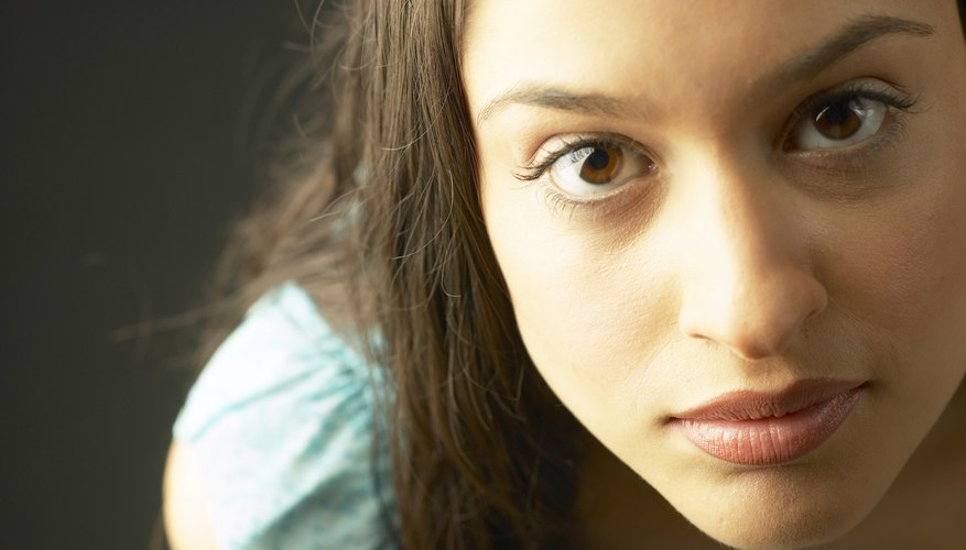 A teen who matures too early might struggle in social settings.