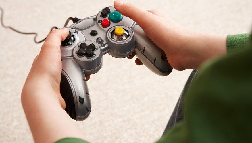Elige una especialidad. Hay varios géneros en el mundo de los videojuegos competitivos.
