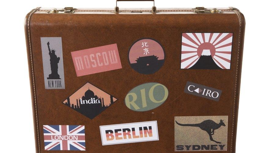 Siempre es bueno encontrar un lugar seguro dónde guardar el equipaje.