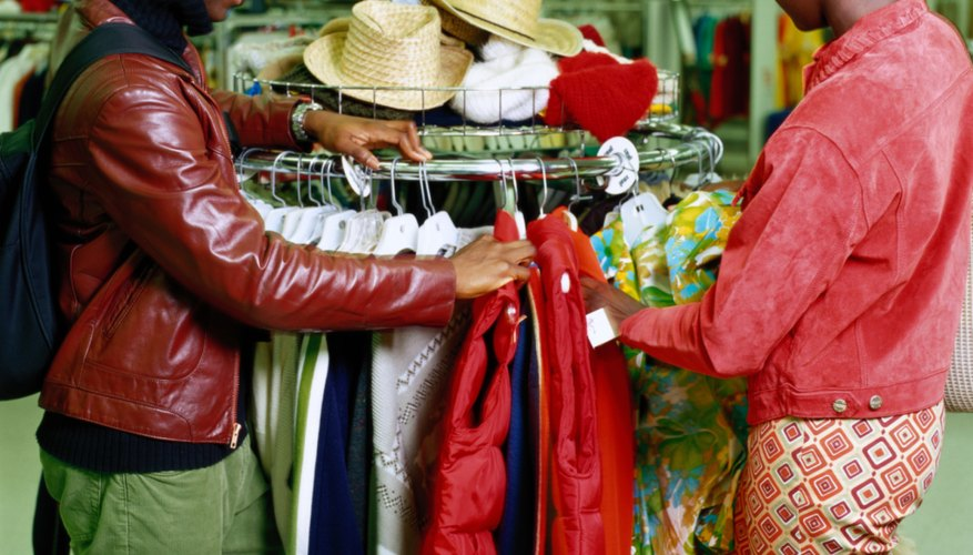 Knowing consignment versus thrift stores engenders more targeted shopping.