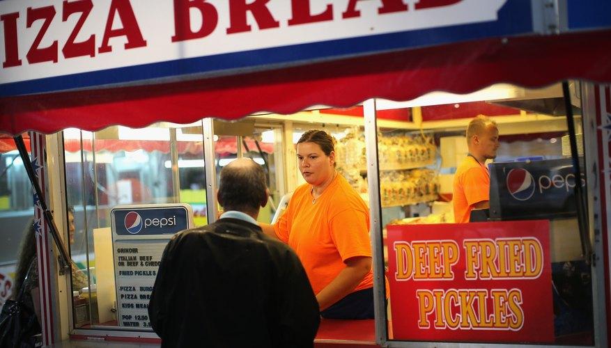 Des Moines Prepares For Iowa State Fair