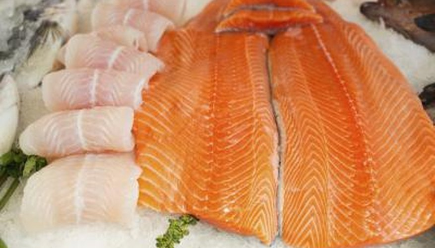 Put salmon straight on ice or in the fridge after you get it.