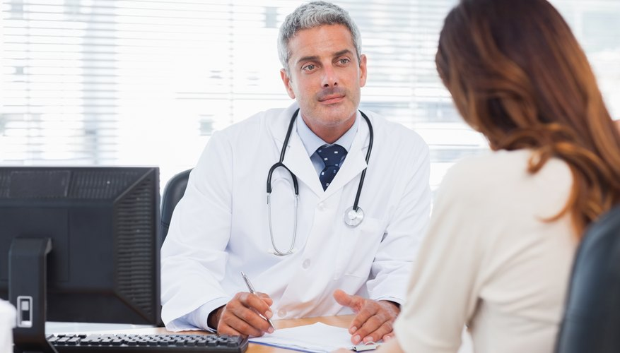 Continue to meet with your doctor.