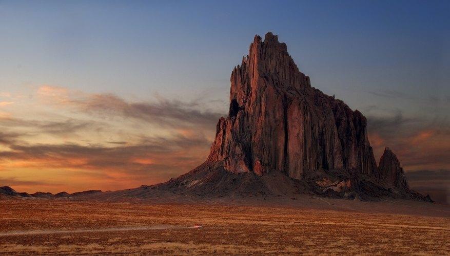Desert scenic.