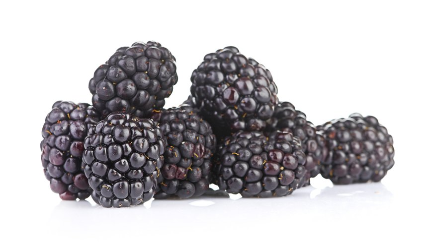 Marionberries are considered the