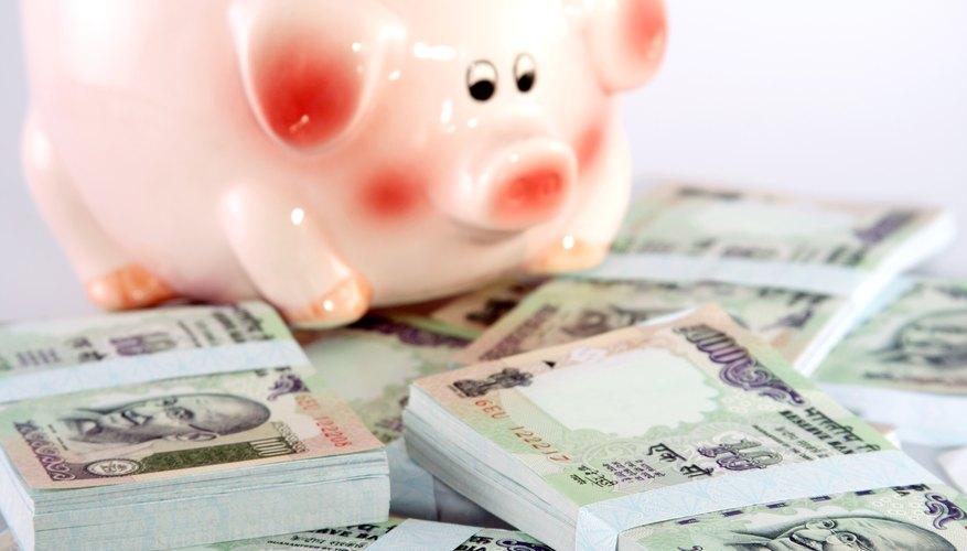 Tu cuenta bancaria puede ser embargada por el acreedor, después de una sentencia judicial.