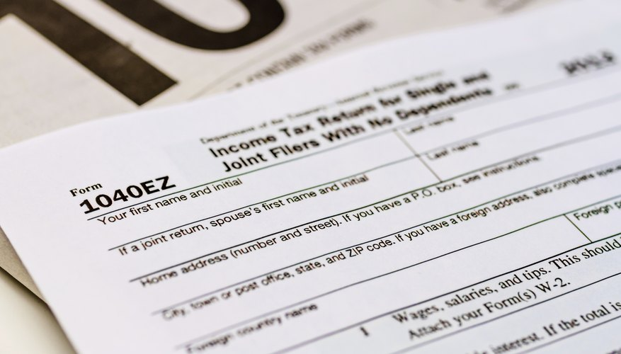 Dependents can often save time and effort by using the 1040EZ form.