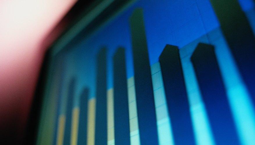 Un gráfico de barras compuesto es útil cuando se quiere expresar dos o más cantidades en un solo gráfico.