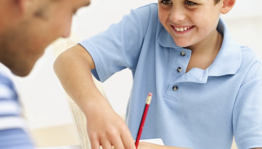 Utiliza juegos para hacer que las tareas sean algo más agradable para ti y tu niño.