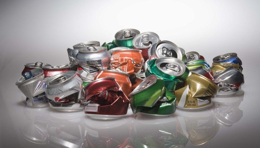 Reune las latas de tus amigos, familiares y compañeros de trabajo para aumentar tus ganancias por el reciclaje.