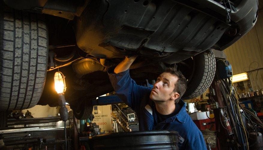 Es sencillo hacer el ajuste del modulador para Ford y GM.