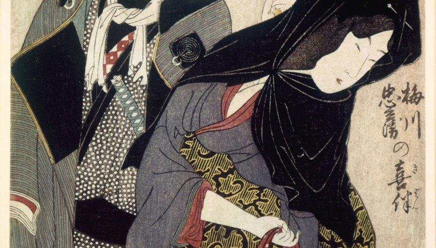 La poesía haiku tiene raíces japonesas.