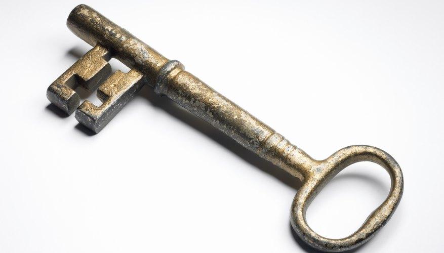 Una llave conlleva un profundo simbolismo en todas las culturas del mundo.