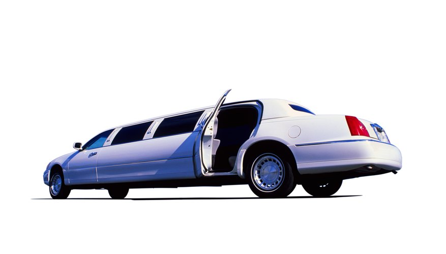 Reserve a limo that has backseat seatbelts for a car seat.