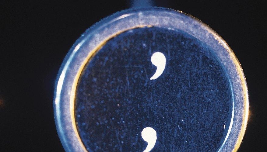 La coma es un signo de puntuación para evitar la ambigüedad en las oraciones