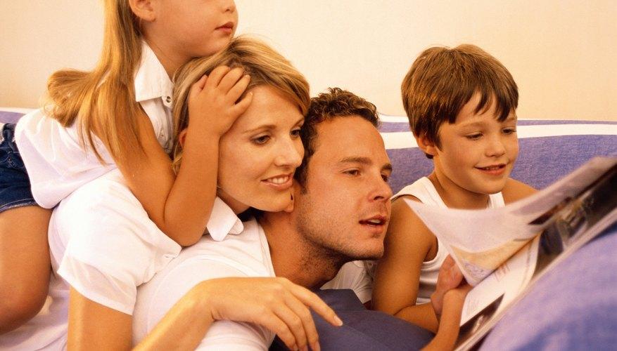 Haz de la lectura un asunto familiar.