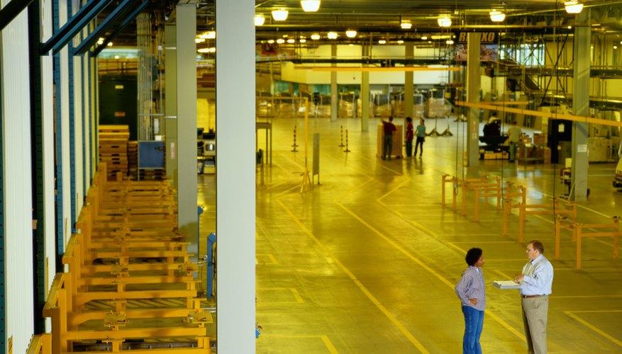 Merchandise Distribution Center, Warehouse