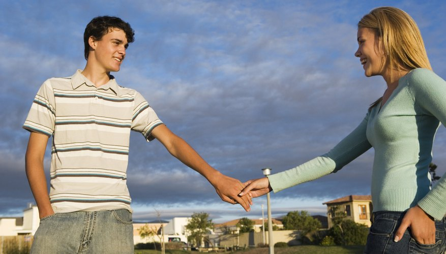 Dating helps teens learn about themselves and how to interact with romantic partners.