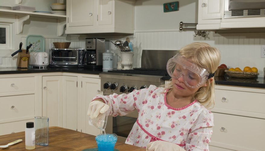 Science experiments can be fun to do with your kids.
