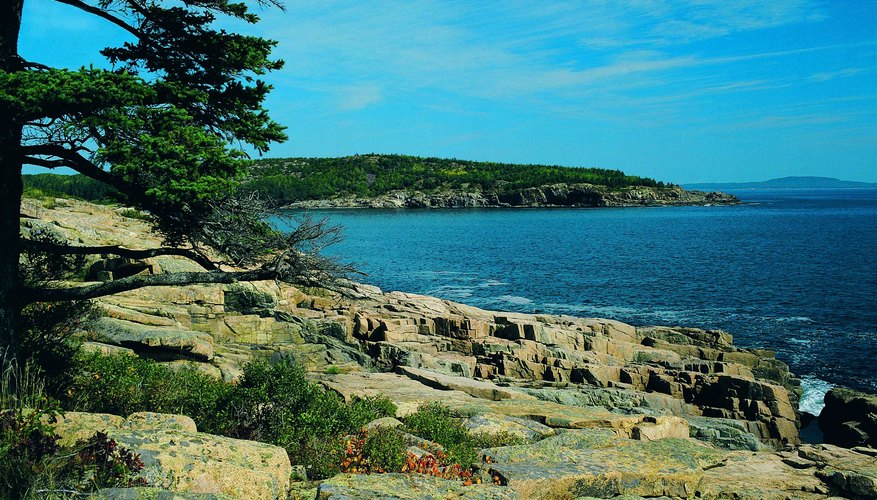 Maine is home to some stunning national parks and wilderness areas.