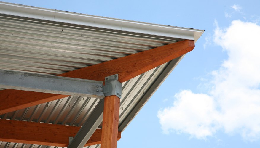 Metal roofs can mimic several other styles of roofing materials.