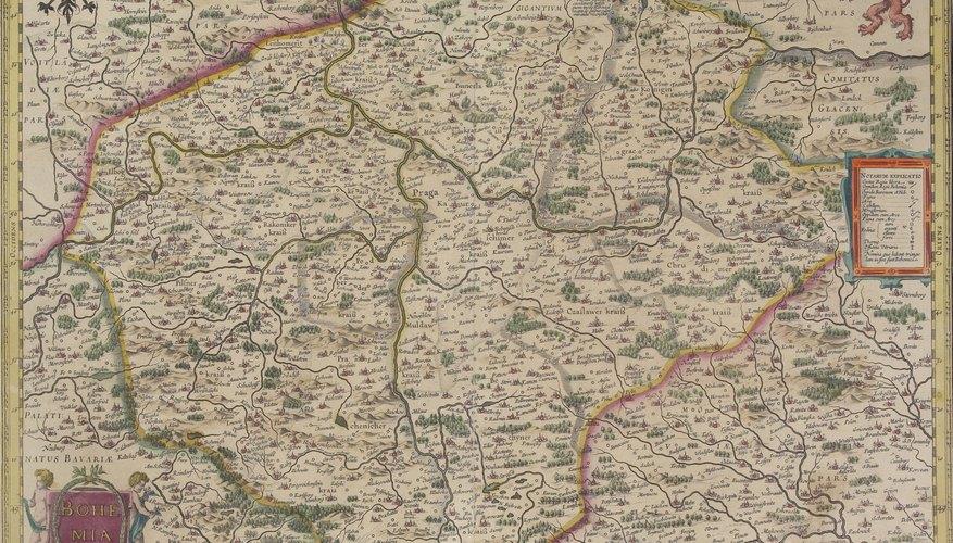 La tierra hoy conocida como República Checa se llamó Bohemia hasta 1918, cuando fue incorporada a Checoslovaquia luego de la Primera Guerra Mundial.