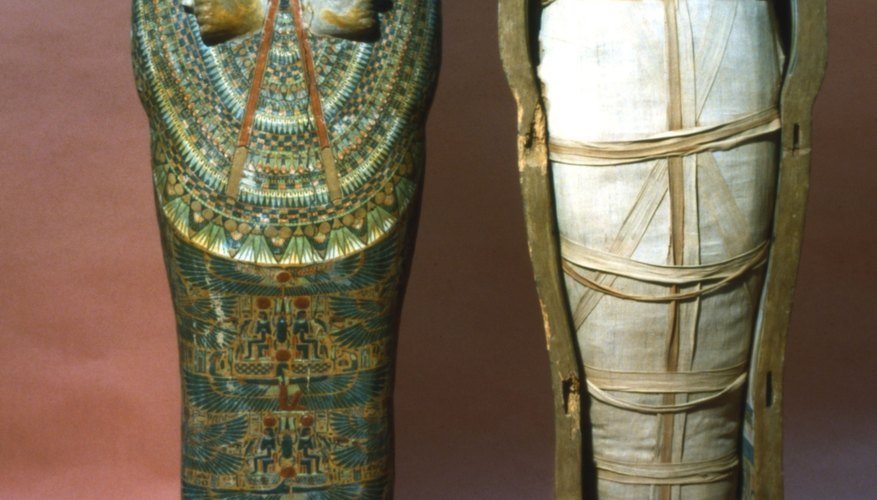 Mummification was an integral facet of ancient Egyptian religion.
