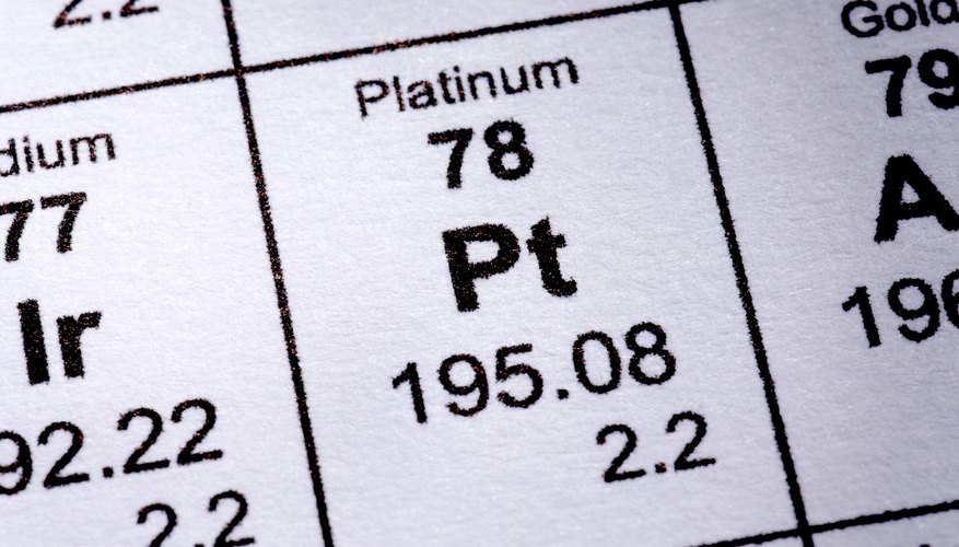 Platinum may be rare and precious, but there are metals that are much, much rarer.