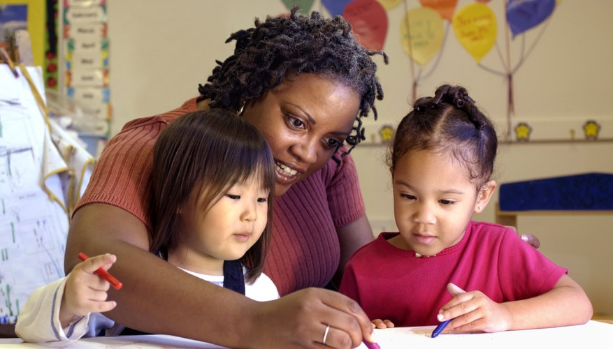 Basic self-help skills are important for a child to learn before kindergarten.